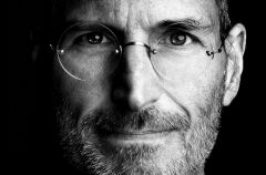 Steve Jobs (close up)